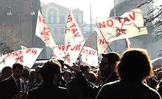 """Il """"popolo"""" No Tav"""