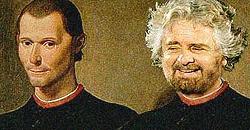 Machiavelli e Grillo