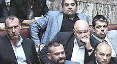 Parlamentari di Alba Dorata