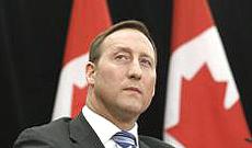 Peter Gordon MacKay, ministro degli esteri canadese