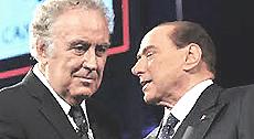 Berlusconi da Santoro il 10 gennaio