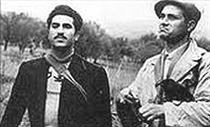 Gaspare Pisciotta e Salvatore Giuliano