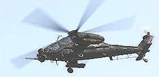 L'elicottero A-129 Mangusta