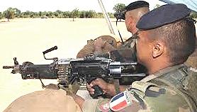 Parà francesi in Mali