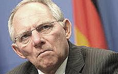 Wolfgang Schäuble, il super-ministro della Merkel