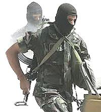 forze speciali algerine