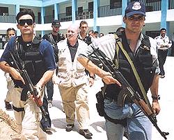 Bernie Kerik a Baghdad