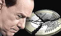 Berlusconi euroscettico