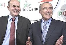 Bersani e Grasso