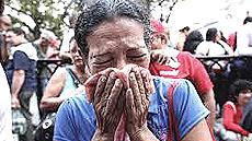 Dolore in Venezuela per la morte di Chávez