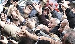 Grecia, catastrofe sociale