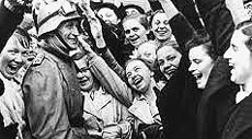 I tedeschi e il nazismo