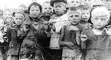 Auschwitz, bambini