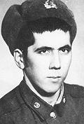 Il soldato Bakhritdin Khakimov