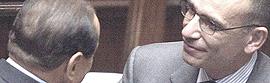 Berlusconi e Letta