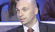 Claudio Bizzozero, sindaco di Cantù