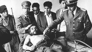 La morte del Che in Bolivia