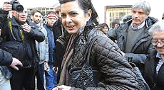 Laura Boldrini ad Ancona