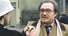 """Ugo Tognazzi nei panni di Raffaello Mascetti in """"Amici miei"""""""