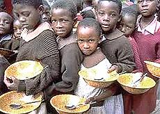 Africa, bambini