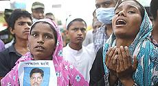 Bangladesh, operaie