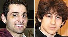 I due presunti attentatori