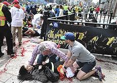 Boston feriti