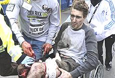 Il ferito indicato come Nick Vogt