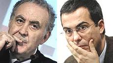 Santoro e Floris: neppure loro spiegano la crisi