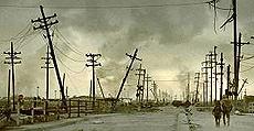 """La fine del mondo nel film """"La strada"""""""