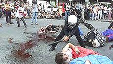G8, terrore a Genova nel 2001