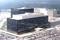 La sede della Nsa, cuore dell'intelligence Usa
