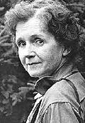 """Rachel Carson, autrice di """"Primavera silenziosa"""""""