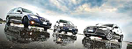Bmw, Mercedes e Audi