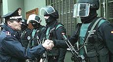 Eurogendfor, gendarmeria europea antisommossa