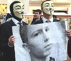 In sostegno di Bradley Manning