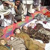 Afghanistan, strage di bambini provocata dai raid Nato