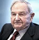 David Rockefeller, fondatore della Trilateral Commission