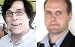 Douglas Fry e Patrick Söderberg