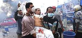 Egitto, la sanguinosa repressione della rivolta islamista