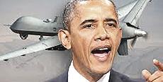 I droni di Obama