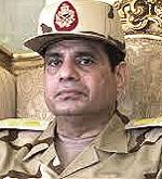 Il generale egiziano al-Sisi