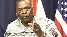 Il generale Lloyd J. Austin III
