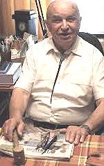 Il professor Yuri Grigoriev