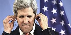 John Kerry: ha apertamente minacciato di aggredire la Siria