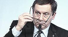 L'ex ministro Francesco Profumo