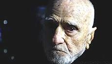 Mario Monicelli (fotografato da Speranza Casillo)