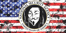 Nsa secondo Anonymous