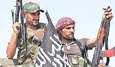 Siria, miliziani della Brigata dell'Islam