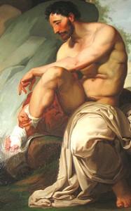 Un dipinto di Francesco Hayez